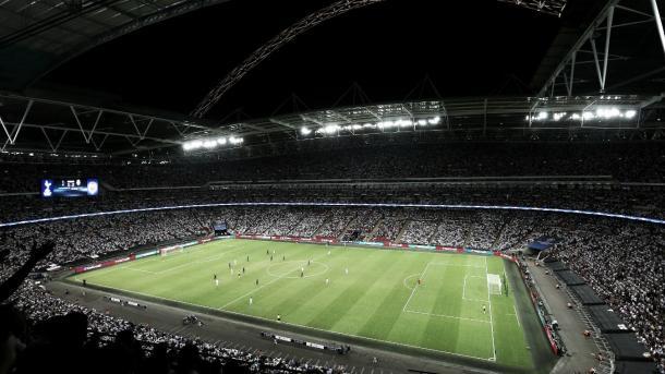 Wembley./ Foto: Premier League