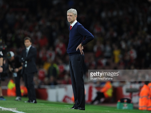 Is this Wenger's last year as Arsenal boss? | Photo: Stuart MacFarlane/Getty Images