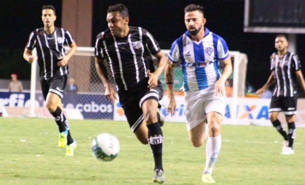 Volante Edson Sitta segue de fora da equipe (Foto: Fernando Torres/Paysandu)