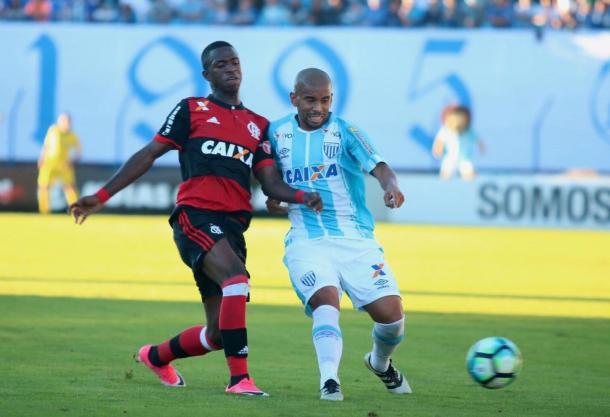 Vinicius Junior (Foto: Jamira Furlani/Avaí FC)