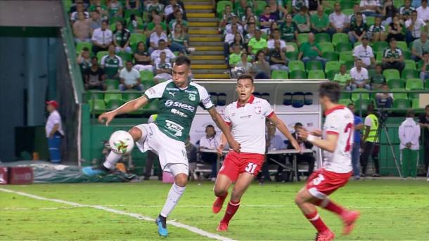 Partido con intensidad y opciones de gol, pero con victoria 'azucarera'. Imagen: Deportes RCN.