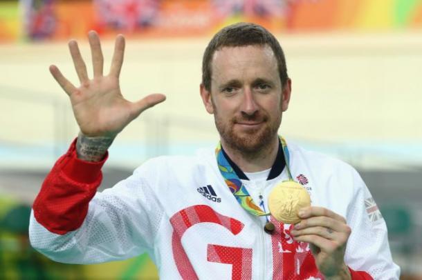 Bradley Wiggins e l'oro olimpico di Rio