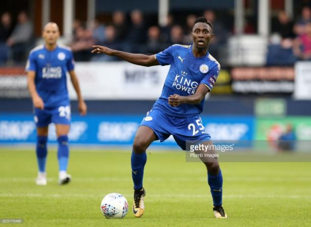 Wilfred N'didi could be a key performer for Craig Shakespeare   Photo: Getty/ Plumb Images