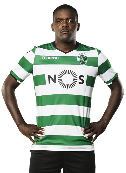 William Carvalho   Fuente: sporting.cp