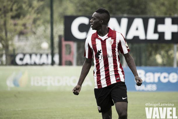 Williams, estrella del Athletic | Foto: Iñigo Larreina - VAVEL