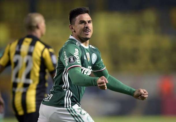 Il Palmeiras vede gli ottavi di finale: sconfitto il Penarol 2-3
