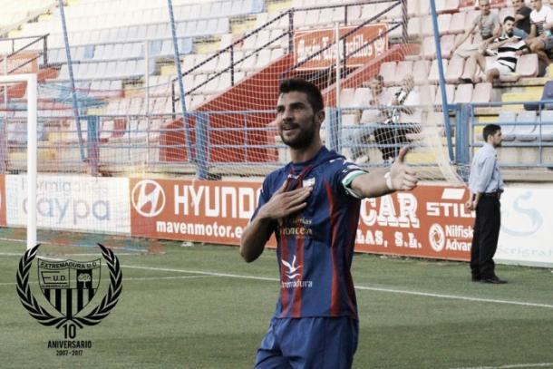 Foto: Alberto Lorite @EXT_UD oficial