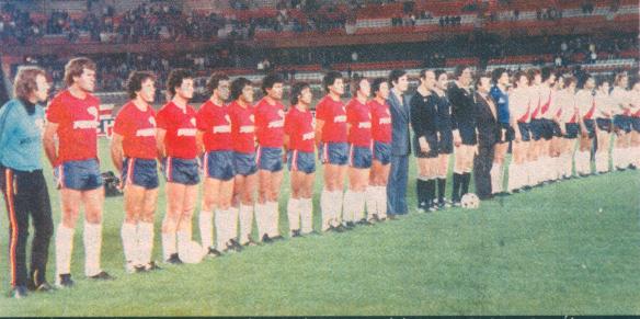 1982. River 1-0 le ganó en Bolivia. (Foto: web)