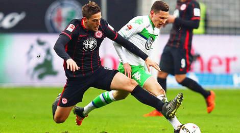 Ein umkämpftes Spiel zum Rückrundenstart. (Quelle: VfL Wolfsburg)