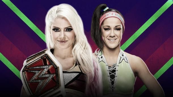 Who will be leaving as Women's Champion. Photo- Extreme Rules