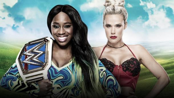 Will Lana pull off another SmackDown Live surprise? Photo-WWE.com