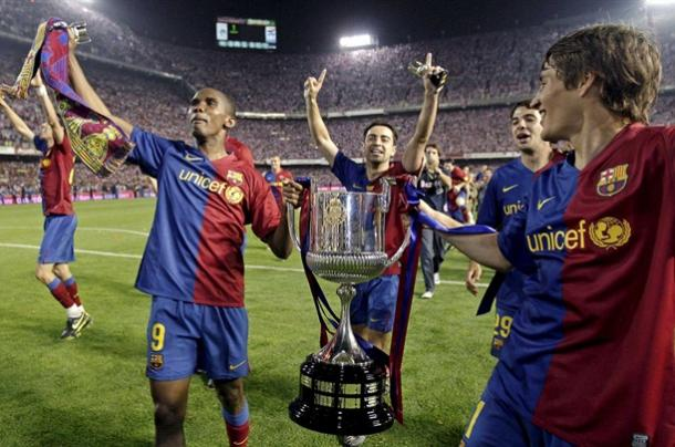 Primera Copa de Pep. (foto:wordpress)