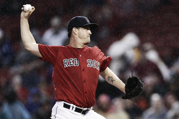 Steven Wright looks to get back on track after his rough outing against the Houston Astros. (Photo: Maddie Meyer/Getty Images North America)