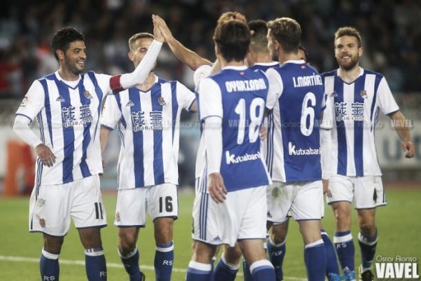 La Real necesitará los puntos en juego | Foto: Oscar Alonso - VAVEL