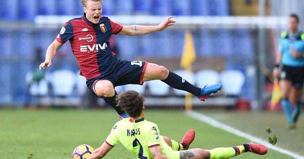 Genoa-Bologna 1-1 | Foto: gazzetta.it