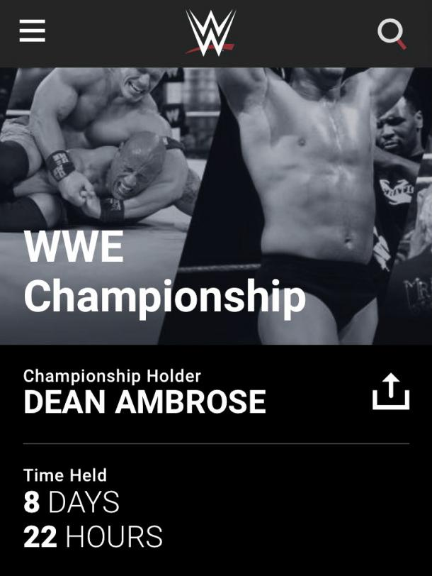 The name has been changed officially. Photo- WWE.com