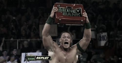 Cena captured the briefcase for the first time. Photo: www.allwrestlingnews.com