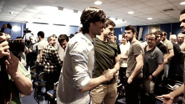 Xabi Prieto y Carlos Martínez dejan la Real Sociedad | Foto: realsociedad.com