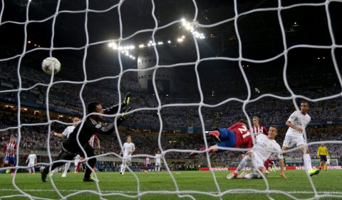Carrasco manteve a luta acesa perto do fim // Foto: Getty Images