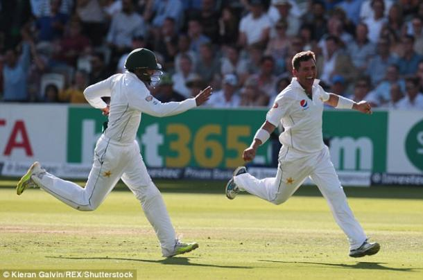 Yasir Shah has been labelled as the best spinner since Warne by Ben Stokes (photo: Shutterstock)