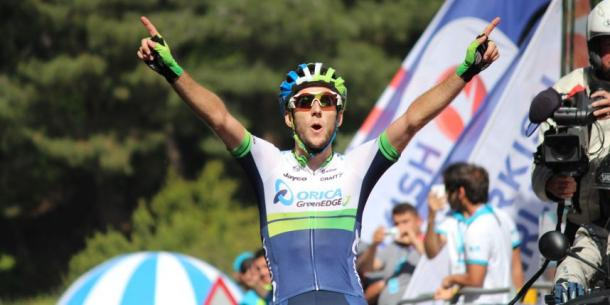 Adam Yates was hot on Froome's heels | Photo: metronews.fr