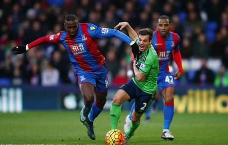 Bolasie was a constant menace for the hosts, and unlucky not to score (Image: Getty)