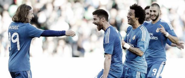 Real Madrid 2013/2014 / Foto realmadrid.com