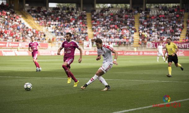 Melhor jogo na segunda divisão em 2017 | Foto: Divulgação/La Liga