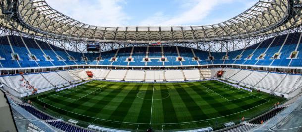 Volgograd Arena, el escenario del partido | Foto: FIFA.