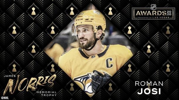Roman Yosi NHL.com