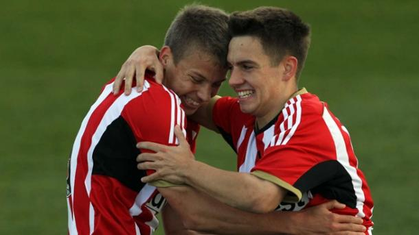 Blinco has steadily made his way through the ranks on Wearside. | Photo: Sunderland AFC