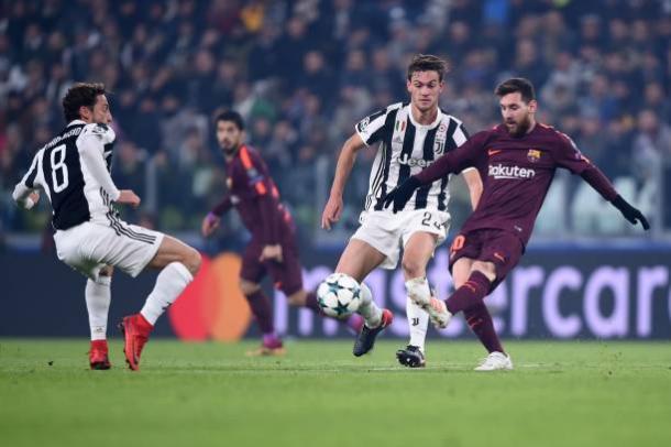 Messi entrou na segunda etapa | Foto: Filippo Monteforte/AFP/Getty Images