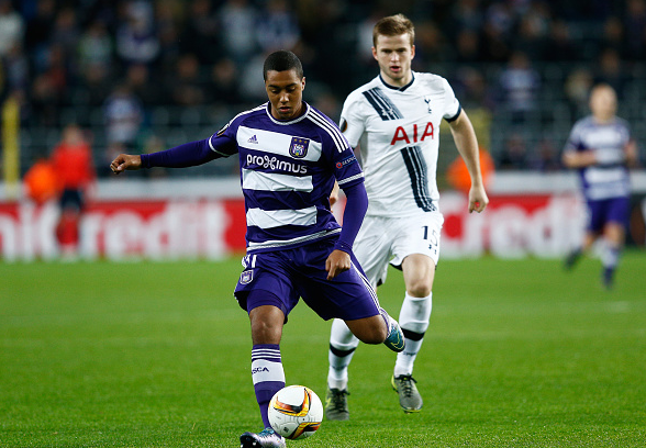 Tielemans (pictured) is tipped for future stardom - and de Montis' statement is a big one | Photo: Getty