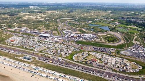 Circuito de Zandvoort. Foto: F1