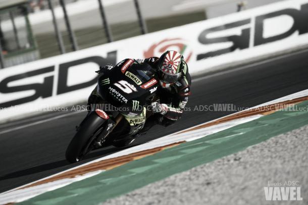Johann Zarco en el GP de la Comunitat Valenciana (Lucas Andreu- Vavel España)