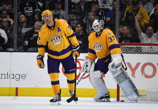 Kings lost all three games Jeff Zatkoff played in. | Photo: USA Today Sports