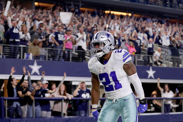 Elliott could be the difference maker for the Cowboys. Credit: Tom Pennington/Getty Images North America