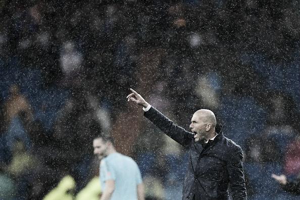 Conquistará Zidane sua segunda vitória frente ao Barça? (Foto: Javier Soriano/ Getty Images)