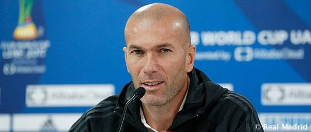 Zinedine Zidane | Foto: Real Madrid