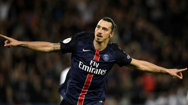 Zlatan Ibrahimović comes to LA with a high level of pedigree | Source: Getty Images