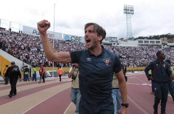 Luiz Zubeldía. / Foto: wikipedia