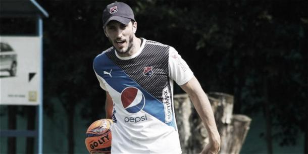 Luis Zubeldía. / Foto: Futbolred