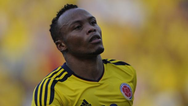 The full-back has made 61 appearances for Colombia (Photo: Getty Images)