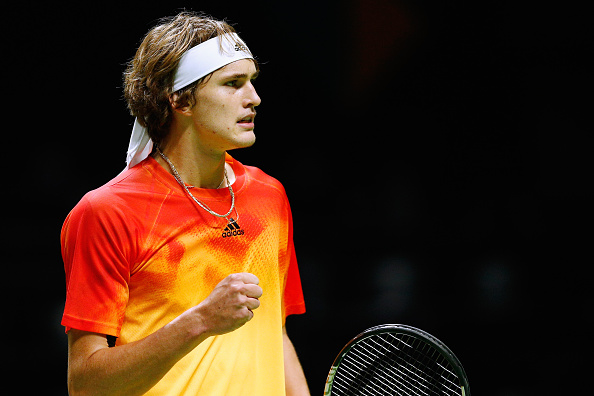 Zverev continues to impress (Photo: Getty Images - Dean Mouhtaropoulos)