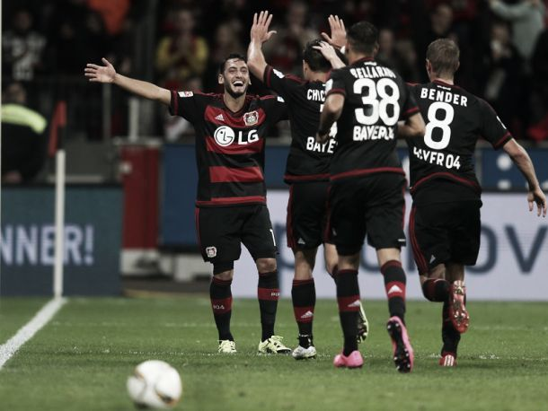 Video: Bayer Leverkusen vs Mainz 05