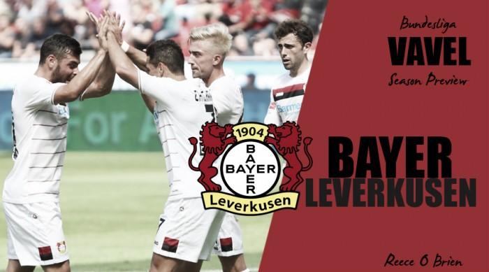 Bayer Leverkusen - 2016-17 Bundesliga Season Preview: Will it be the Werkself's year?