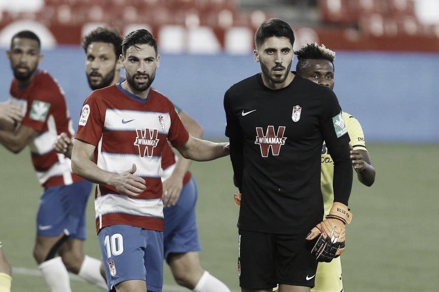 Rui Silva, un gran debutante en su primera temporada en LaLiga