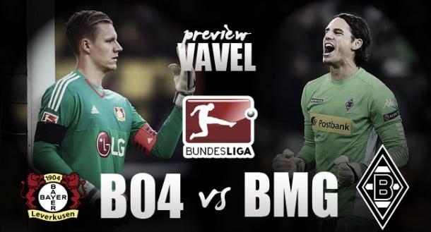 Bayer Leverkusen - Borussia Mönchengladbach Preview: Leverkusen welcome high-flying Gladbach to the BayArena