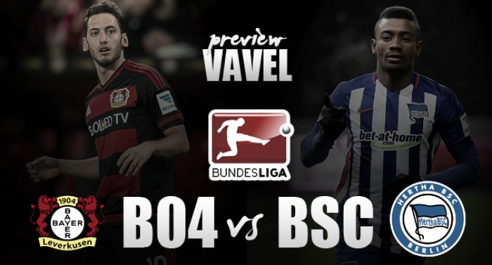 Bayer Leverkusen - Hertha BSC Preview: Werkself look to continue immaculate run of form