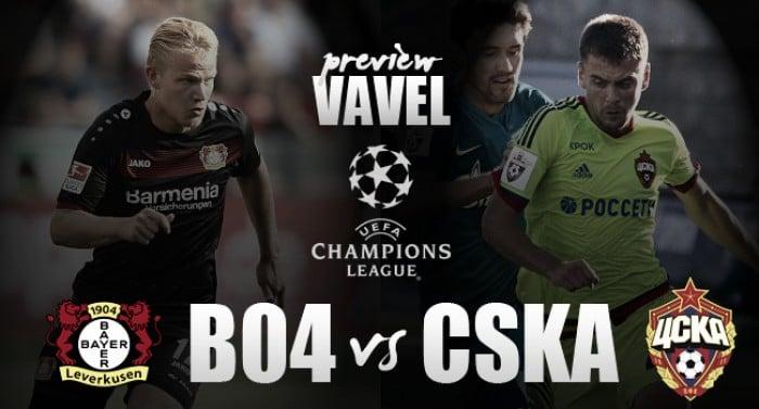 Bayer Leverkusen vs CSKA Moscow Preview: Can Schmidt get the better of Slutsky?